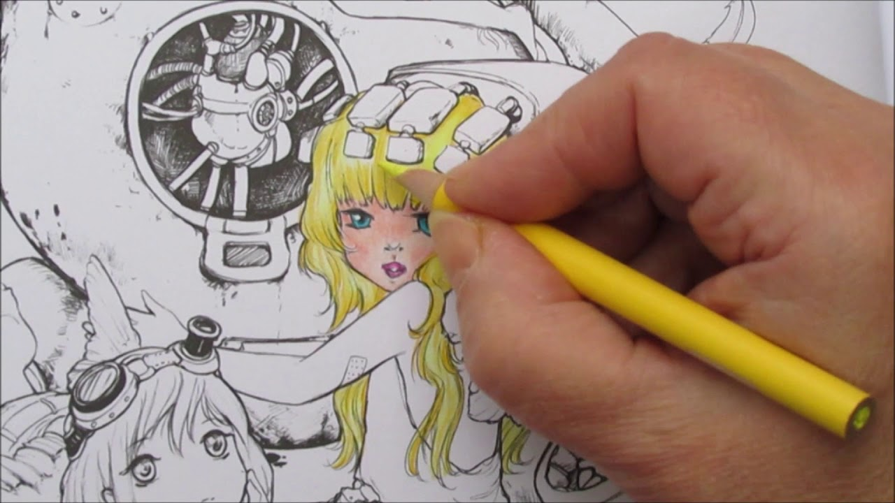 engel manga bilder zum ausmalen  malvorlagen