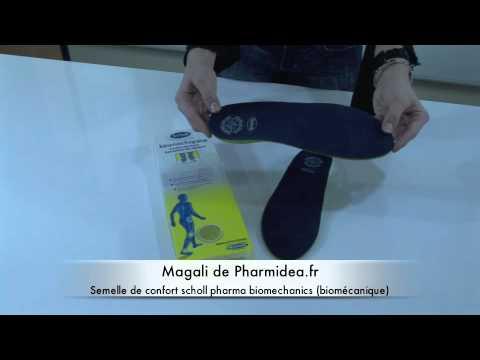 430d72678640d9 Semelle de confort scholl pharma biomechanics (biomécanique) | Pharmidea.fr  parapharmacie en ligne