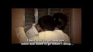 Before I Sleep - Docufiction (njaanurangum mumbae) Award Winning short film for Public Awareness
