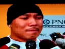 Hines Ward Cries For The Bus