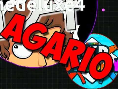 agario how to get big