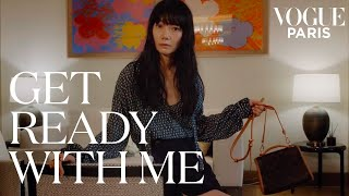 Doona Bae prepares for the Louis Vuitton Seoul show   Get Ready With Me   Vogue Paris
