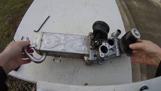 Vanne EGR SEAT - AUDI- VW