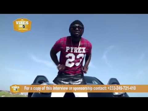 KOFI NTI talks 'ATTENTION' and blasts Ofori Amponsah on Vibes in 5 with Arnold