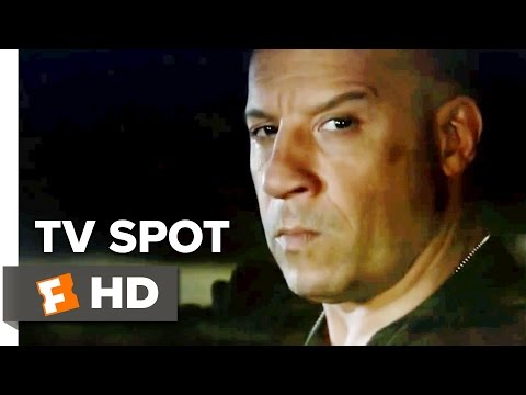 The Fate of the Furious TV SPOT - Rogue (2017) - Vin Diesel Movie