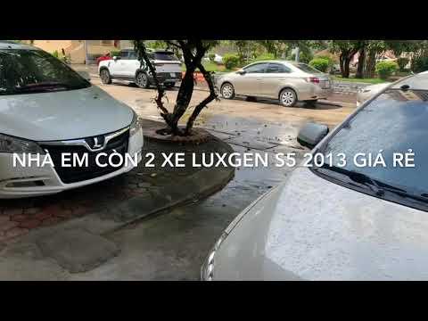 Còn nhiều xe luxgen cho các bác chọn - 2 xe sedan s5 và luxgen u6 mới về giá siêu rẻ 370-550