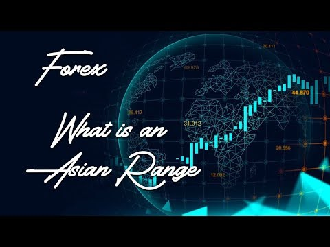 What is asian range in forex