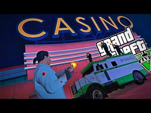 GTA V : VIDA DO CRIME - Corleone ASSALTOU um CASSINO com a MAFIA ITALIANA ! EP#04