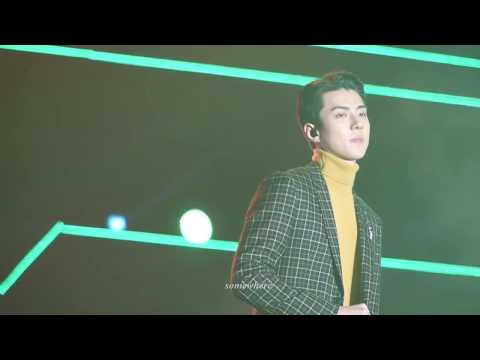 191027 Fever Festival EXO-SC 부르면 돼 (Closer To You) Sehun Focus