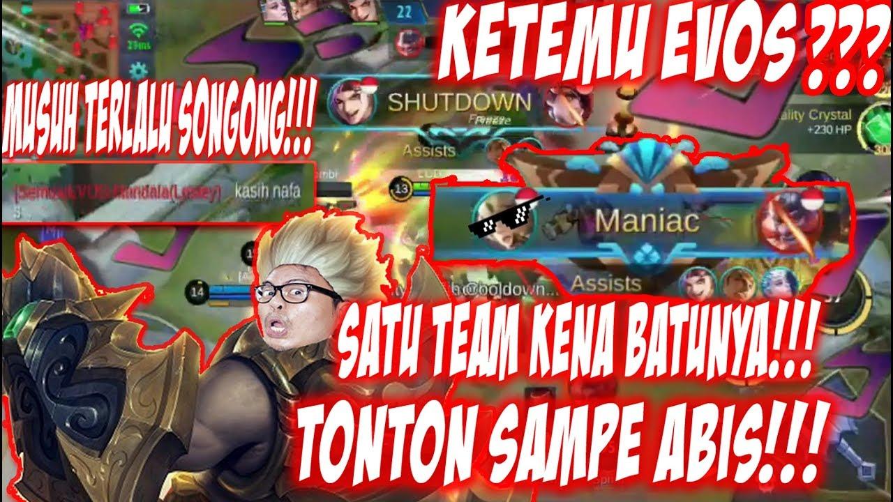 Download KETEMU EVOSS??? MUSUHNYA JADI SONGONG... TONTON SAMPE ABIS!!! - MOBILE LEGENDS INDONESIA