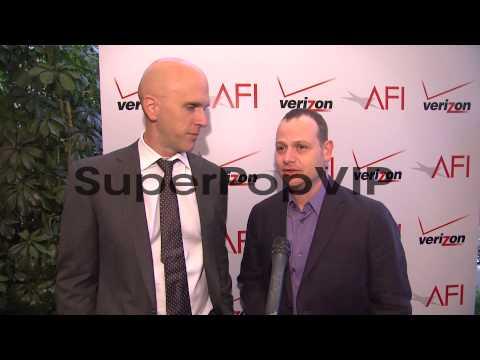 INTERVIEW - Gideon Raff and Brad Falchuk on receiving AFI...