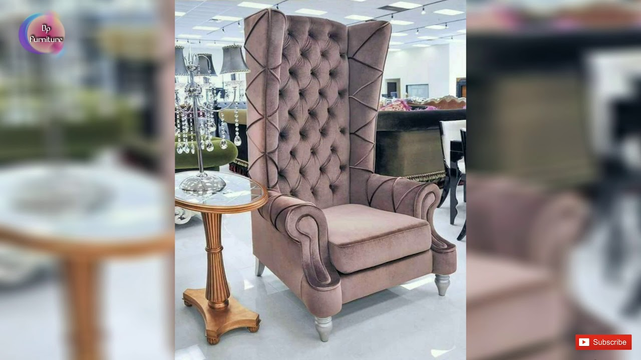 Latest Sofa Chair Designs for Bedroom and Living room