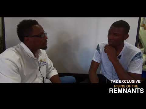Rising of the Remnant-Chatting with Our Hebrew Israelites Brothers N Sister
