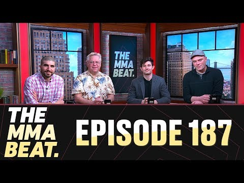 The MMA Beat: Episode 187
