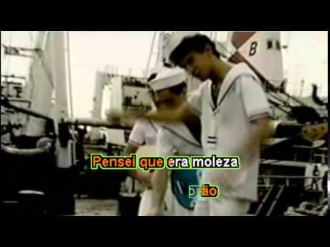 Paralamas do Sucesso - Melo do Marinheiro - Karaoke