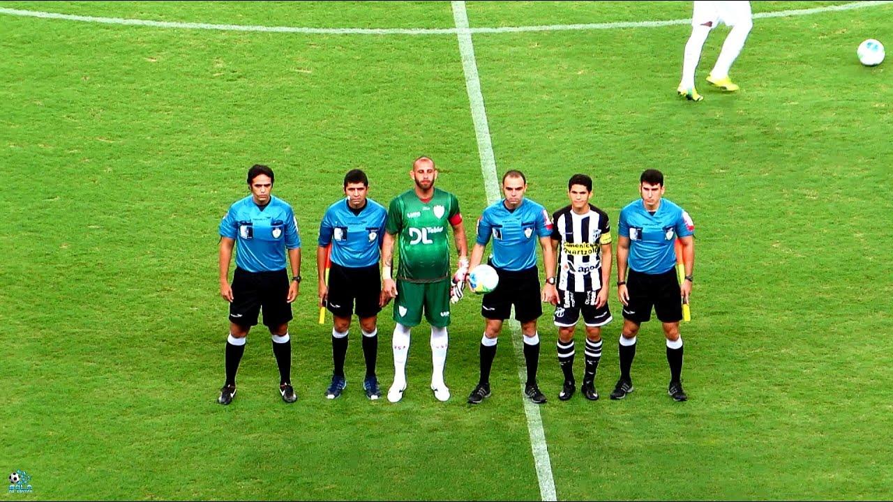 Ceará 2 x 1 Portuguesa - melhores momentos brasileirão série B