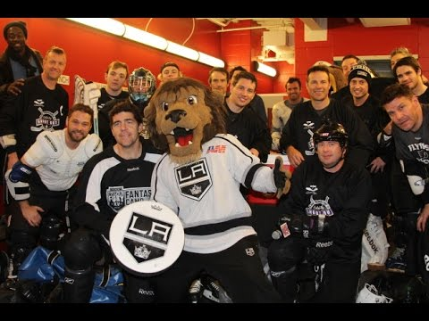 Sundance Film Festival- Echoes of Hope- Luc Robitaille Celebrity Shootout