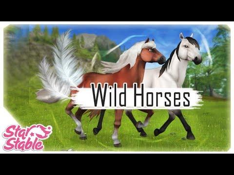 Star Stable Online - Jsem divoký kůň! [CZ]