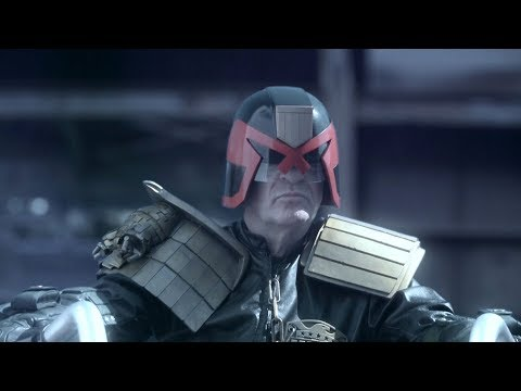 Judge Minty - A Judge Dredd fan film
