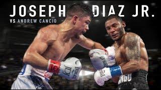 Joseph Diaz Jr vs Andrew Cancio