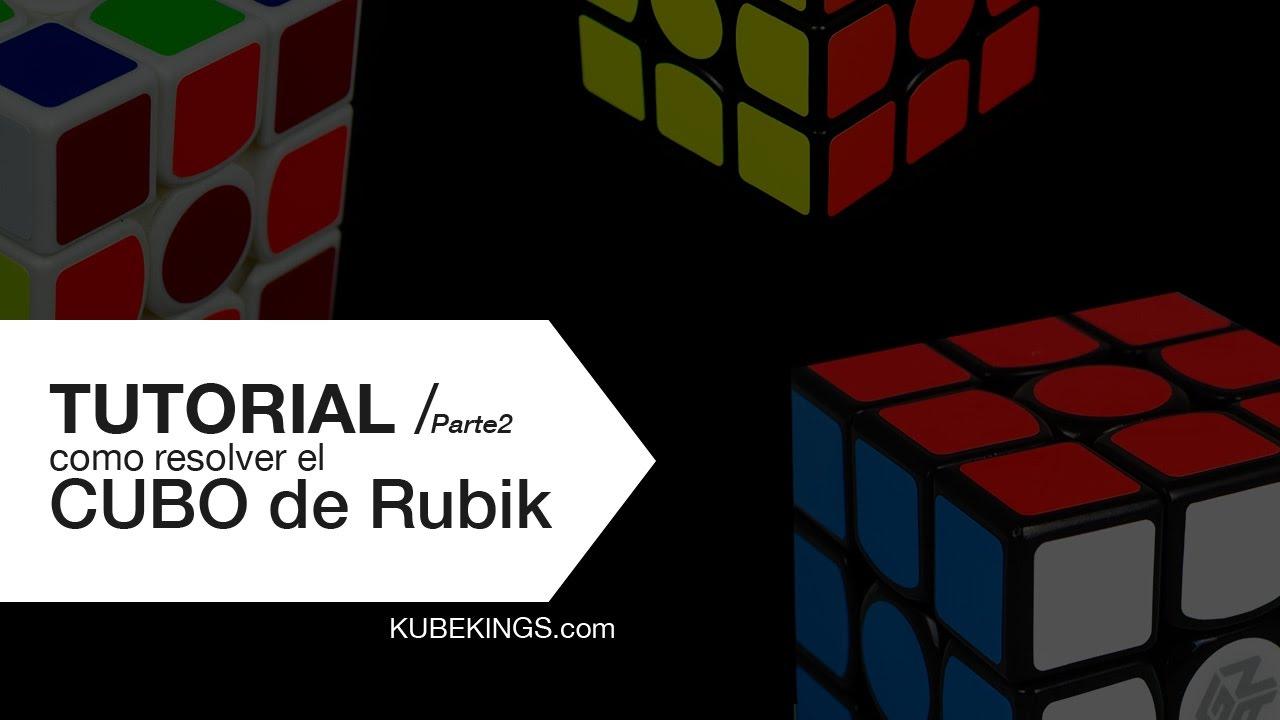 Aprende A Resolver El Cubo De Rubik 3x3 Con El Método Más Sencillo