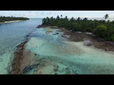 Cocos Keeling Islands - Island Hopping