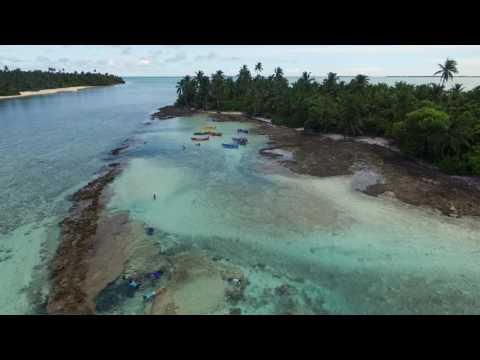 Cocos Keeling Islands - Island Hopping