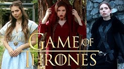 Game of Thrones Thrifted Costumes &  Breakdown!