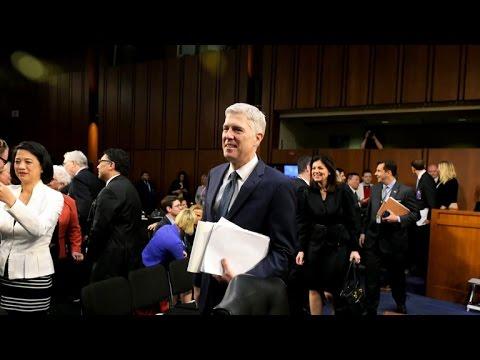Senate confirms Judge Neil Gorsuch to Supreme Court