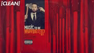 [CLEAN] Eminem - No Regrets (feat. Don Toliver)