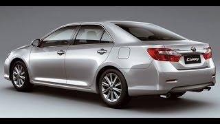 АвтоNEWS 18 07 2014_тест драйв Toyota Camry