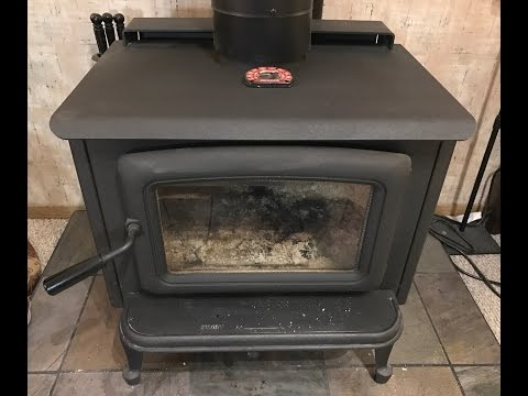 Drolet Ht 2000 Wood Stove Review 1 Year Lator Doovi