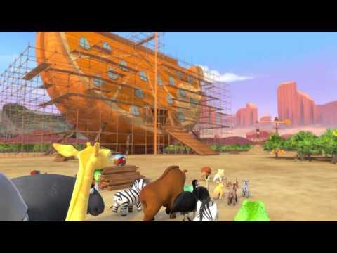 В США выйдет мультфильм «Ноев ковчег» на DVD