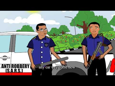 Nigeria Police Operation Stop And Search...