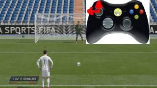 Скачать FIFA 16 как бить и отбивать пенальти