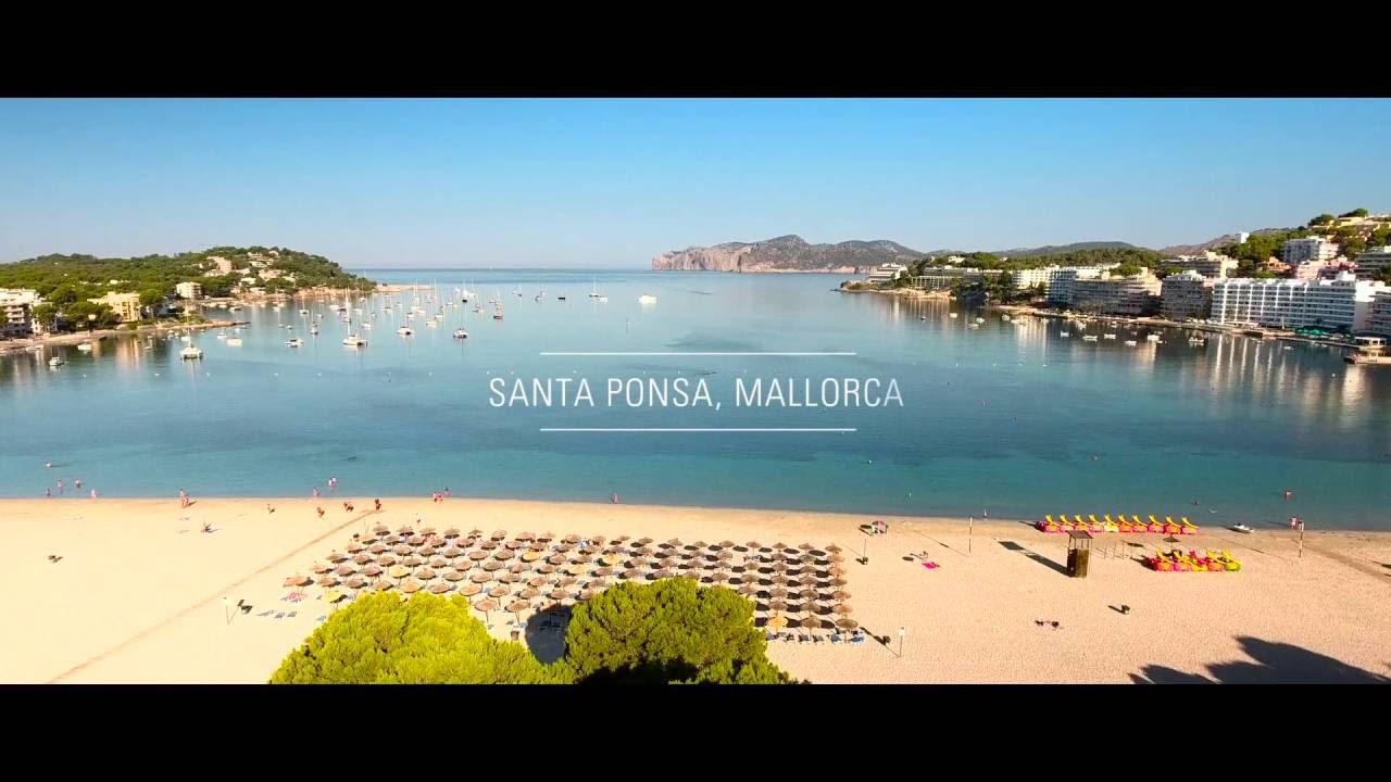 Globales Pionero Santa Ponsa Park Youtube