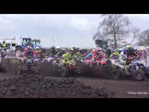 ONK quads Varsseveld 19 maart 2017