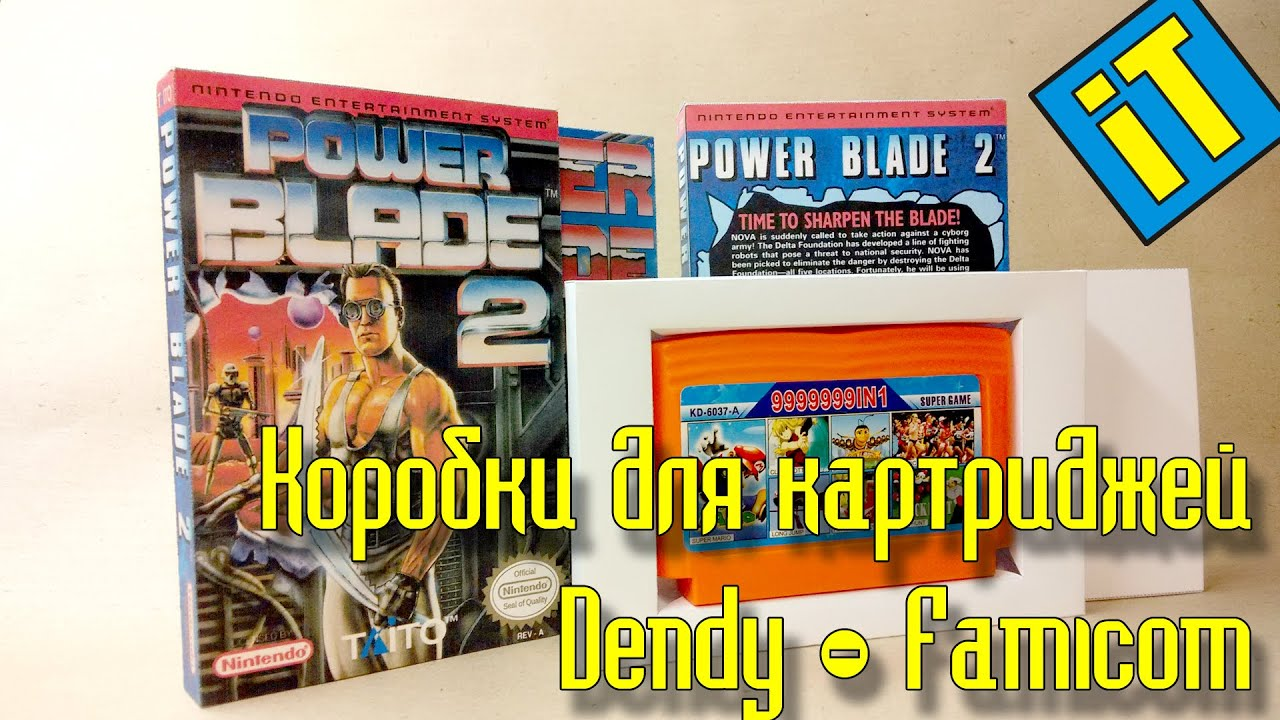 Картриджи Famicom под платы дискеты Dendy - YouTube
