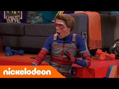 Henry Danger   Jasper scopre il segreto di Henry   Nickelodeon Italia
