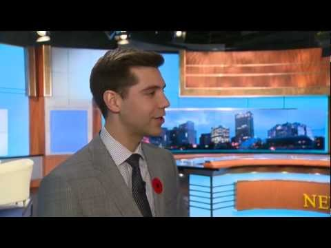 Welcome Jesse Beyer to CTV Morning Live - CTV Edmonton