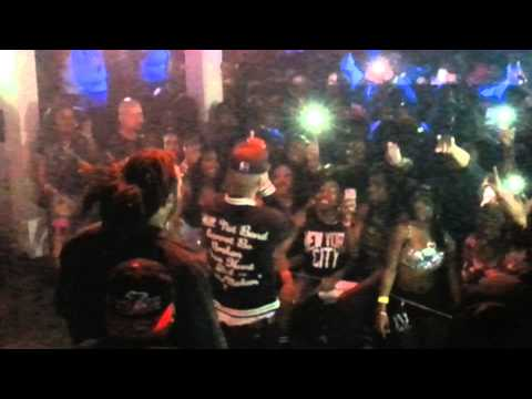 Plies Live @ Hush Nightclub Waycross,  GA.