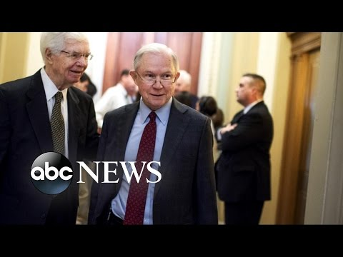 Trump Transition Team Announces Sen. Jeff Sessions as AG Nominee
