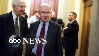 Trump Transition Team Announces Sen. Jeff Sessions as AG Nominee Free HD Video