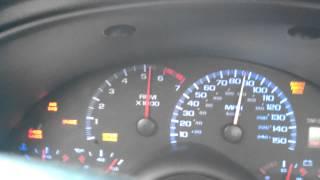 Ls1 Six Speed El Camino 2nd Gear Pull