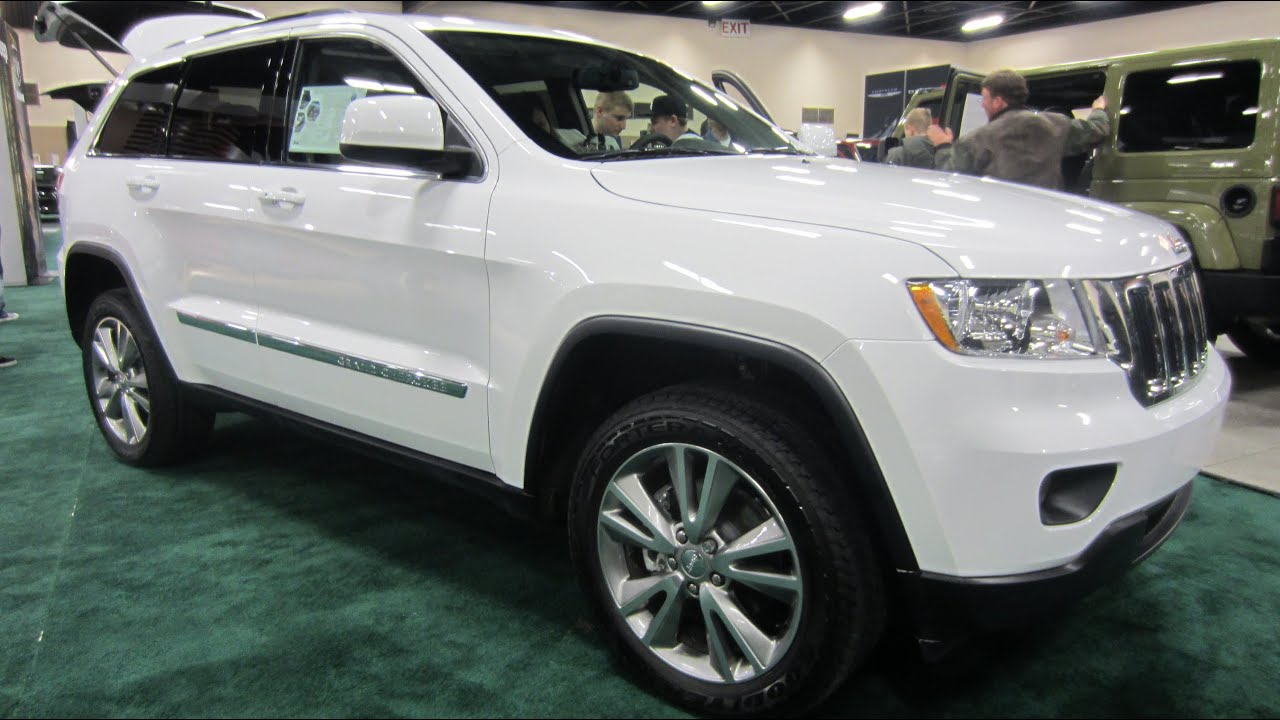 2013 jeep grand cherokee laredo x 4x4 at 2013 toledo auto show