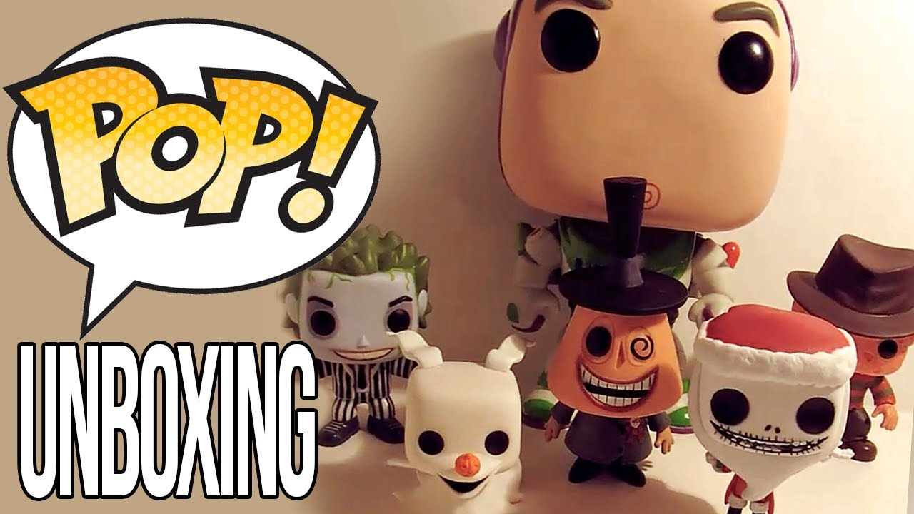 Disney Funko Pop Vinyl Figure Haul Amp Review Youtube