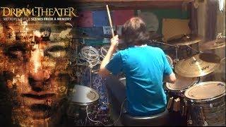 Kyle Brian - Dream Theater - Overture 1928/Strange Déjà Vu (Drum Cover)