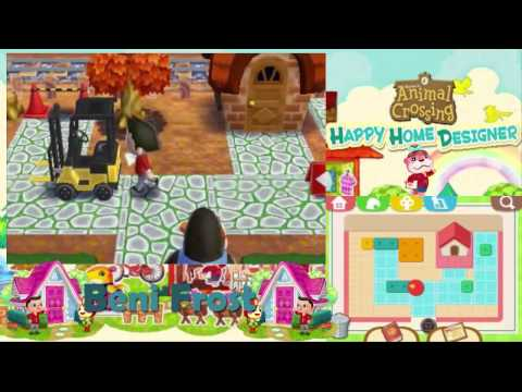 Animal Crossing:Happy Home Designer:GAMEPLAY|Aprende a ...