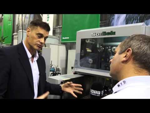 Sodick VL600Q EDM Wire machine from Sodi Tech - Engineering News from MTDCNC