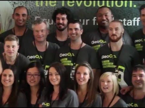 Meet the team - Careers at GeoOp